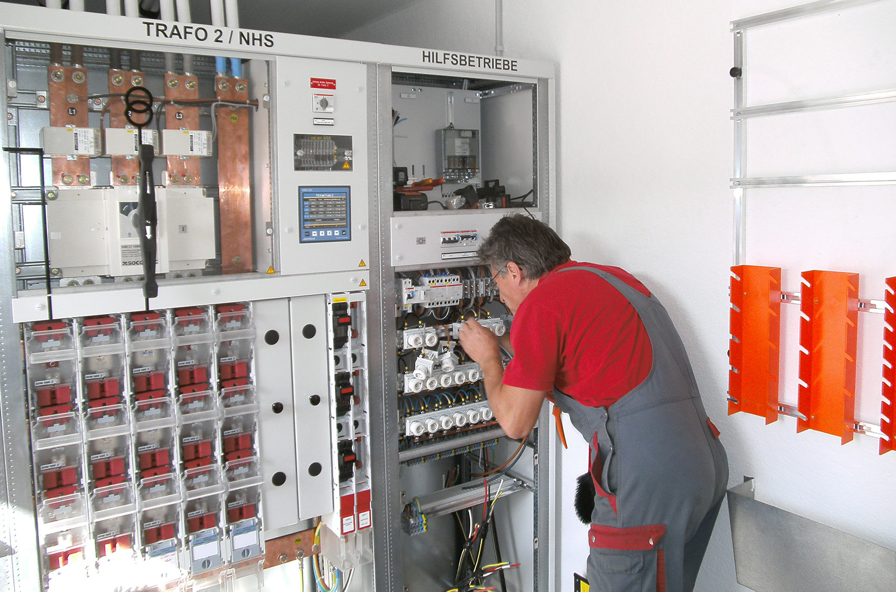 transformer stations for your distribution networks from cellpack low voltage switchgear combinations in cabinets