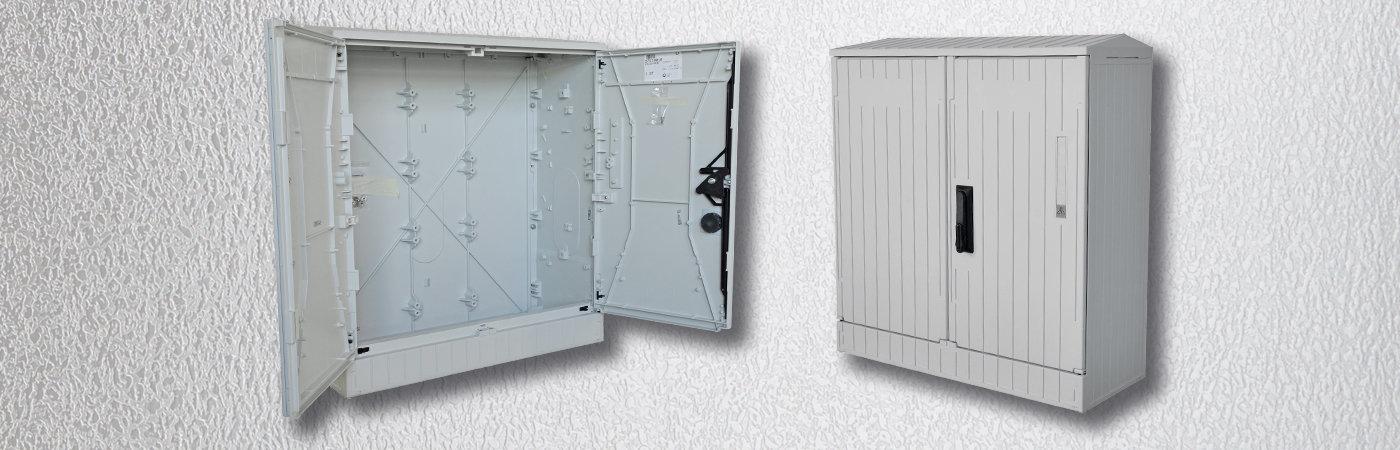 cabines de distribution de c bles en b ton b ton arm ou polyester. Black Bedroom Furniture Sets. Home Design Ideas